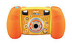 Vtech Kidizoom 1.3MP Digital Camera Orange Photo Picture Children Play Fun