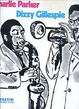 CHARLIE PARKER & DIZZY GILLESPIE same EMUS REC  US NEAR MINT LP