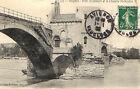 CPA 84 AVIGNON le pont saint bénézet et la chapelle st nicolas