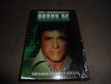 The Incredible Hulk - The Complete First Season (1978) 4 Disc (DVD)