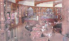 Madonna Inn  Coffee Counter  San Luis Obispo California    Chrome Postcard