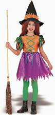 Forum Lil' Happy Witch Child Halloween Costume - Medium (8-10)