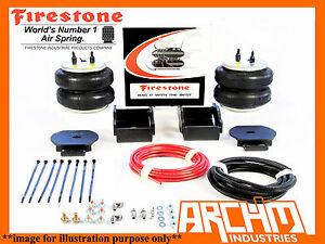 FIRESTONE AIR BAG SUSPENSION ASSIST KIT FOR TOYOTA LANDCRUISER 79 RAISED 99-19