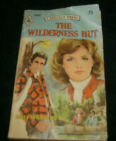 A Harlequin Romance THE WILDERNESS HUT by Mary Wibberley (1976 Paperback)