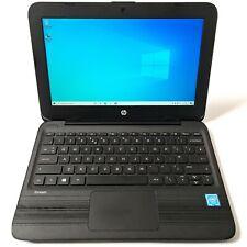 HP Stream 11 Pro G3 Intel Celeron N3060 4GB RAM 64GB eMMc Windows 10 Black