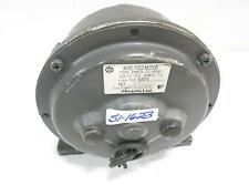 HITACHI WIRE FEED MOTOR PMED-12-HQ61