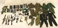 Vintage Original Action Man Bundle Job Lot Clothes Weapons Etc Palitoy Hong Kong