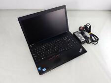 Lenovo Thinkpad E530 en 15.6 computadora portátil i5-2520M Edge 2.50GHZ 4GB 120GB SSD Win 10