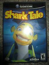 DreamWorks' Shark Tale  (Nintendo GameCube, 2004) Complete GREAT