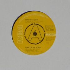 "SON-OF-A-GUN 'MAN OF MY WORD' UK 7"" SINGLE DEMONSTRATION COPY"