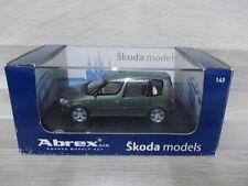 Abrex 1/43 - Skoda Roomster