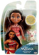 Disney Petite Adventure Princess Doll w/ Pet