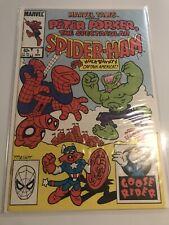 Marvel Tails #1 Peter Porker the Spectacular Spider-Ham NM KEY 1st Appearances!