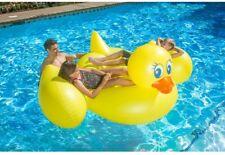 Poolmaster Inflatable Pool Float Duck Jumbo Vinyl Outdoor Water Swimming New