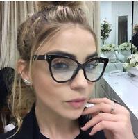 Vintage Cat Eyes Eyeglasses Retro Glasses Frames Women Eyewear optic Spectacles