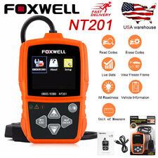 Foxwell Code Reader OBD2 Scanner Check Engine Light Live Data Diagnostic Tool