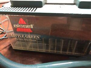 Bissell Little Green Plus Clean Portable Machine 1653-4 DEEP Cleaner Shampooer