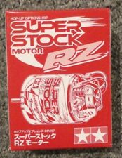 New Tamiya 53697 RC Motor 23T Brushed 540 - Super Stock RZ