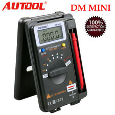 Autool DM Mini Pocket Auto Rang Digital Multimeter Tester Analyzers 4000 Counts