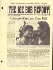 The Joe Bob Report July 25 1994 Sean Bridgers Andrew Porter 020218DBE2