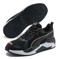 PUMA X-RAY Metallic Shine Women's Sneakers Women Shoe Basics