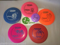 NEW FRISBEE DISC GOLF BEGINNER 5 DISC SET ~ YOU PICK UM ~ OVER 40 TO CHOOSE FROM
