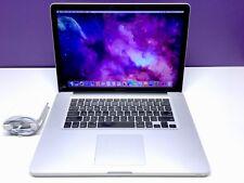 """Apple Macbook Pro 15"""" OSX-2017 Pre-Retina / 1TB Storage / Three Year Warranty!"""