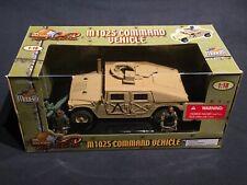 1:18 21st Century Ultimate Soldier M1025 Humvee Desert Tan Hummer  Factory Seald
