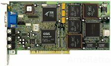 VideoLogic Apocalypse 5D Sonic PCI: Tseng ET6100 + NEC PowerVR PCX2 + ESS Agogo