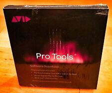 Avid Pro Tools 12 Software LICENSE with ilok SECOND GENERATION NEW SEALED