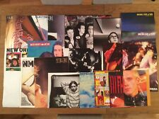 More details for bundle of music posters - the smiths, sex pistols, the clash, rem, suede & more