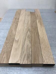 Oak Timber Offcuts 10 Length @ 18x48x500mm Long