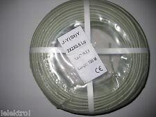 100m JYSTY 2x2x0,6 Fernmeldeleitung  =EUR 0,18 pro meter