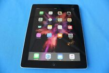 Apple iPad 4th Generation. 16GB - Black - Wi-Fi + Cellular