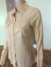 VINCE Women's Cotton Blouse Size 6 (US)  New Without Tags