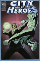 City of Heroes #9 (Feb 2005, Blue King Studios) Based on Video Game