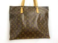 Auth LOUIS VUITTON Cabas Mezzo M51151 Monogram VI0065 Shoulder Bag