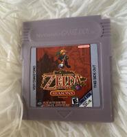 Legend of Zelda: Oracle of Seasons (Game Boy Color, 2001)
