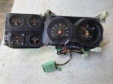 73-87 Chevy Silverado GMC SIERRA Truck Dash INSTRUMENT CLUSTER Guages w/ CLOCK