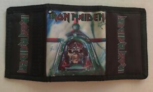 Iron Maiden - Wallet Trifold The Trooper Aces High Powerslave 666 Piece of Mind