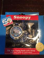 Snoopy Fm Auto Tuning Radio