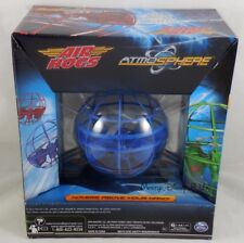 New Air Hogs Atmosphere RC Auto-Hover Technology Flying Toy Helicopter Blue