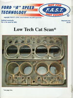 "Hot for F.A.S.T. Hot Fours - FORD ""A"" Speed Technology 2002 Issue 2 Magazine USA"