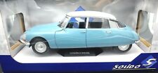 MODELLINI AUTO SCALA 1/18 CITROEN Citroën DS DIECAST CAR MODEL SOLIDO MINIATURE