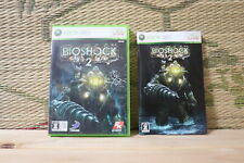 *In Stock* BioShock 2 w/dlc card Xbox 360 Japan Very Good Condition!