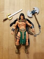 "Conan COMPLETE Legendary Heroes Figure 6"" Toybiz 2007 Marvel Legends Avengers"