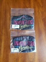 CHOOSE 1 New Universal Studios Florida 30th Anniversary Retro Logo Face Mask L/M