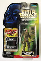 NEW Star Wars POTF Endor Rebel Soldier with Backpack & Rifle Kenner 1997