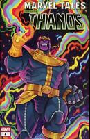 Marvel Tales Thanos Comic Issue 1 Modern Age Anthology Series 2019 Jim Starlin