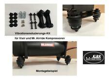 Airride, Luftfahrwerk, Anti-Vibrations-Kit für Kompressoren 380, 444, 480, G.A.S